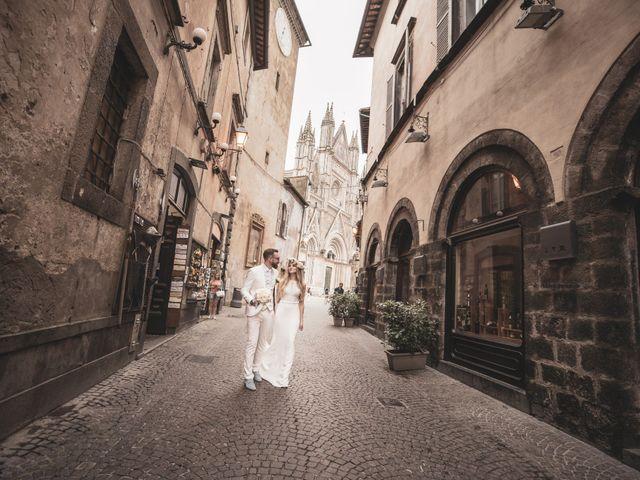 Il matrimonio di Ben e Lorna a Orvieto, Terni 33
