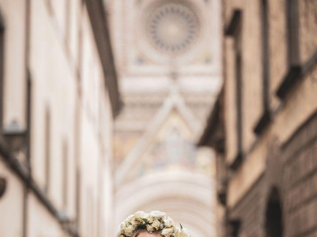 Il matrimonio di Ben e Lorna a Orvieto, Terni 34