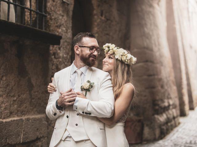Il matrimonio di Ben e Lorna a Orvieto, Terni 37
