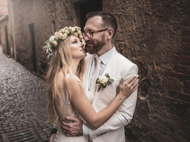 Il matrimonio di Ben e Lorna a Orvieto, Terni 38