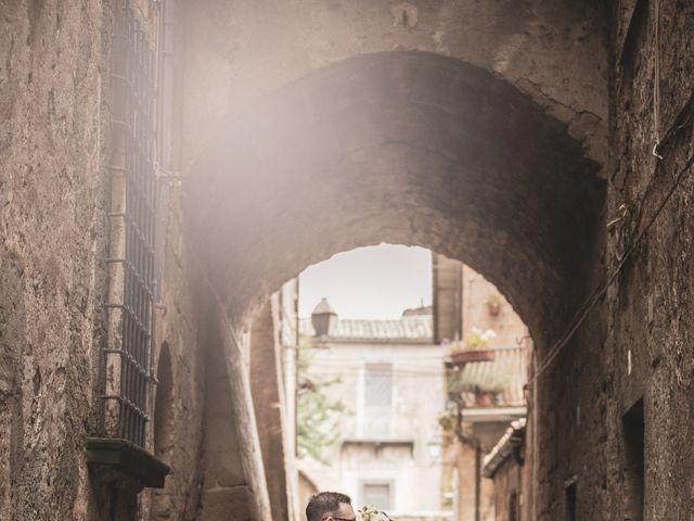 Il matrimonio di Ben e Lorna a Orvieto, Terni 41