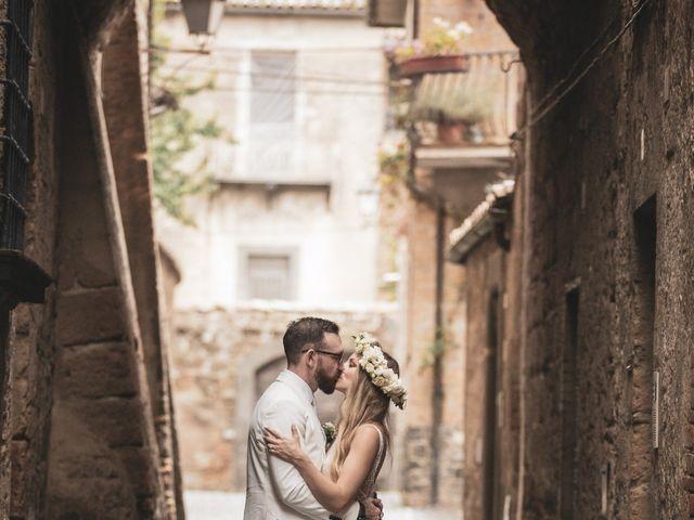 Il matrimonio di Ben e Lorna a Orvieto, Terni 42