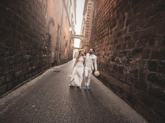 Il matrimonio di Ben e Lorna a Orvieto, Terni 43