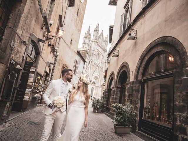 Il matrimonio di Ben e Lorna a Orvieto, Terni 45