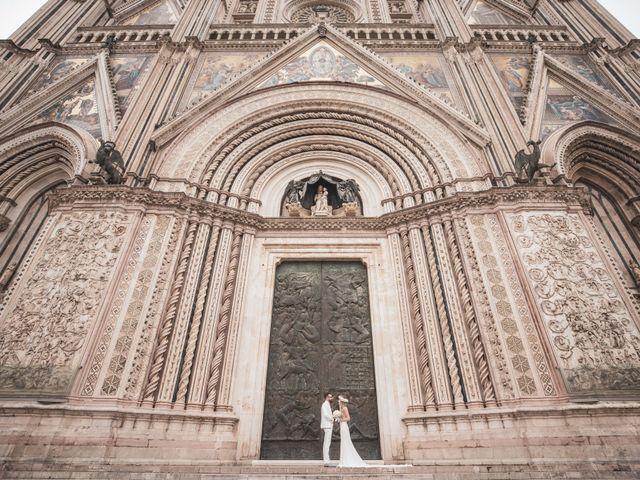 Il matrimonio di Ben e Lorna a Orvieto, Terni 46