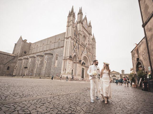 Il matrimonio di Ben e Lorna a Orvieto, Terni 47