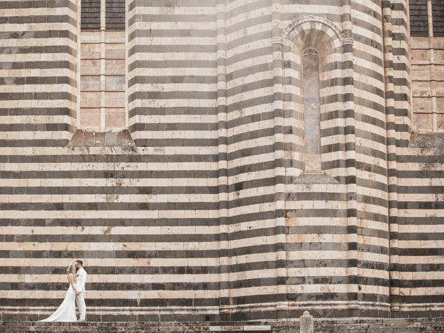 Il matrimonio di Ben e Lorna a Orvieto, Terni 48