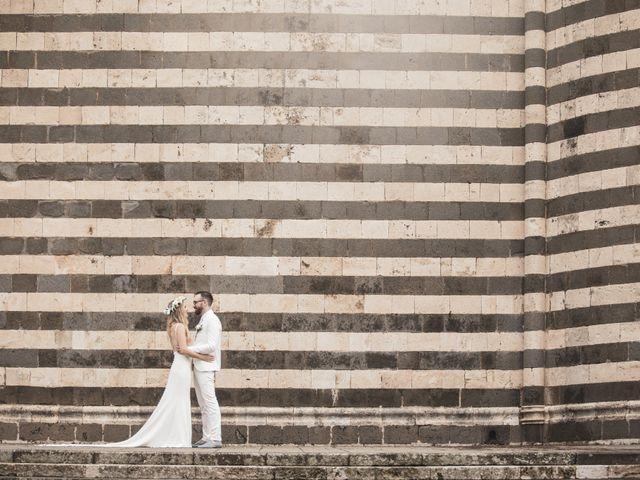 Il matrimonio di Ben e Lorna a Orvieto, Terni 50