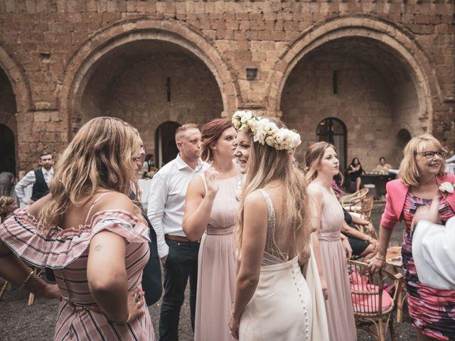 Il matrimonio di Ben e Lorna a Orvieto, Terni 58