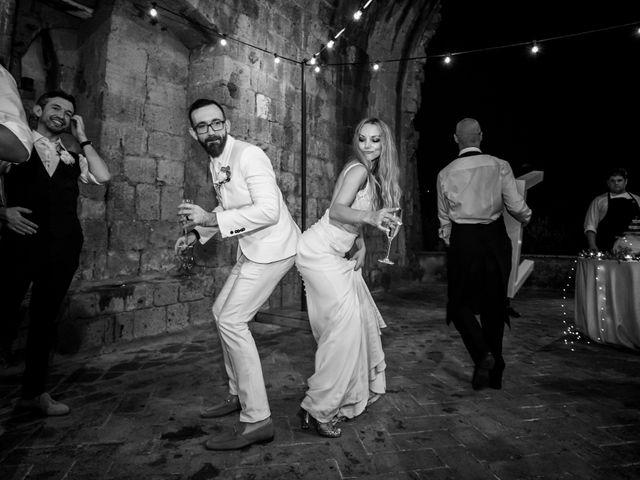 Il matrimonio di Ben e Lorna a Orvieto, Terni 64