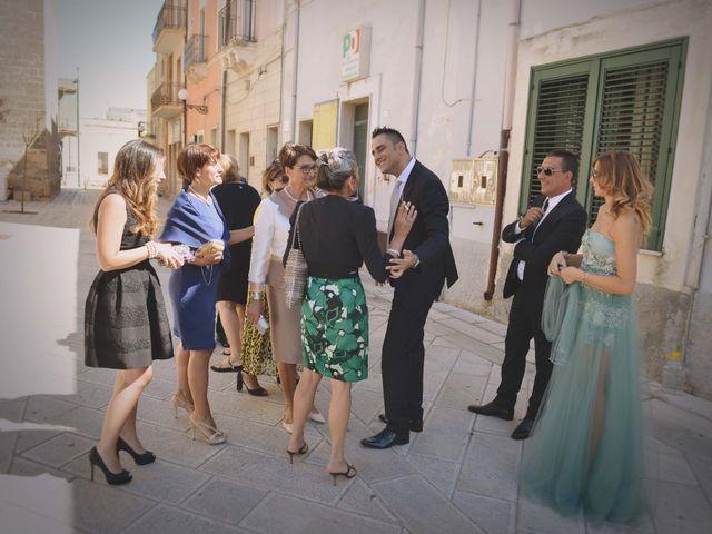 Il matrimonio di Francesco e Rosanna a San Pancrazio Salentino, Brindisi 29
