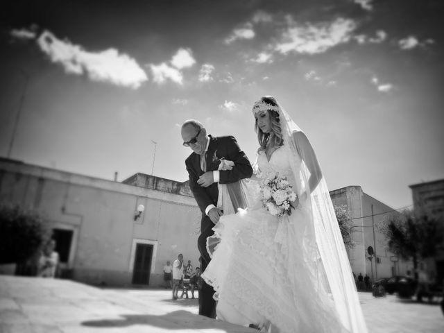 Il matrimonio di Francesco e Rosanna a San Pancrazio Salentino, Brindisi 37