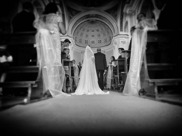 Il matrimonio di Francesco e Rosanna a San Pancrazio Salentino, Brindisi 38