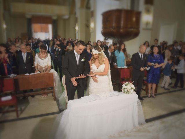 Il matrimonio di Francesco e Rosanna a San Pancrazio Salentino, Brindisi 45