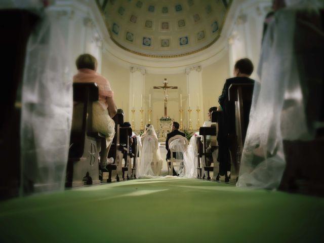 Il matrimonio di Francesco e Rosanna a San Pancrazio Salentino, Brindisi 49
