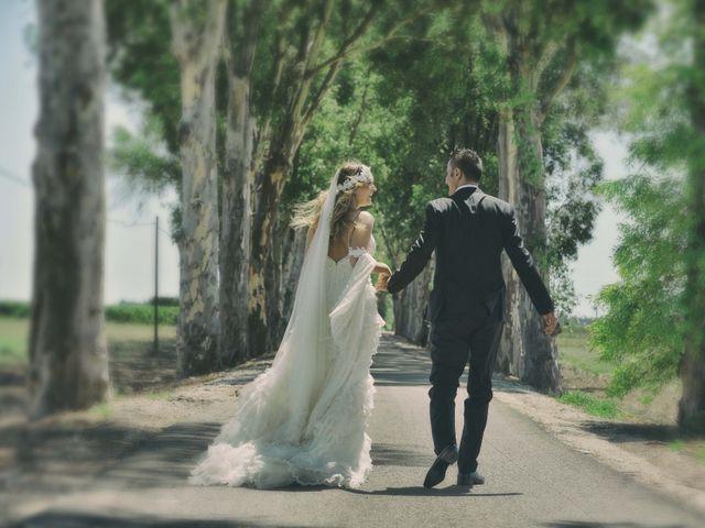 Il matrimonio di Francesco e Rosanna a San Pancrazio Salentino, Brindisi 56