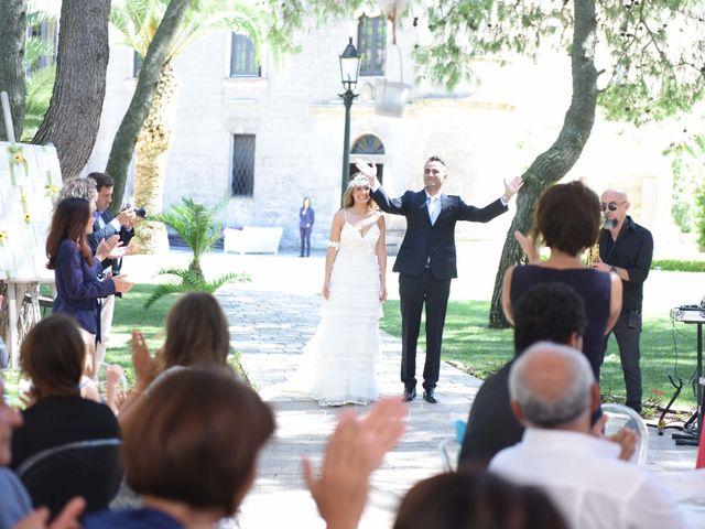 Il matrimonio di Francesco e Rosanna a San Pancrazio Salentino, Brindisi 66