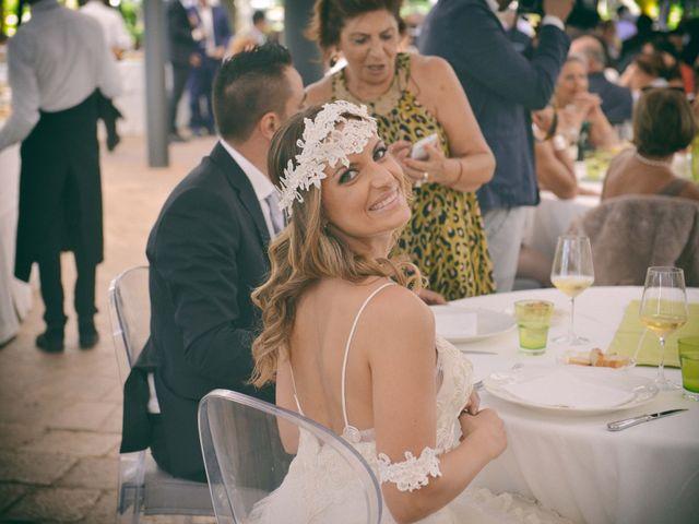 Il matrimonio di Francesco e Rosanna a San Pancrazio Salentino, Brindisi 67