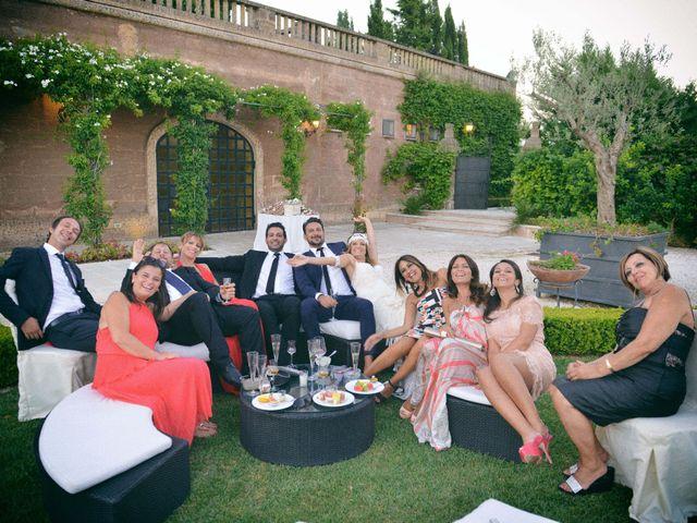 Il matrimonio di Francesco e Rosanna a San Pancrazio Salentino, Brindisi 86