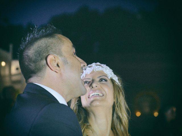 Il matrimonio di Francesco e Rosanna a San Pancrazio Salentino, Brindisi 87