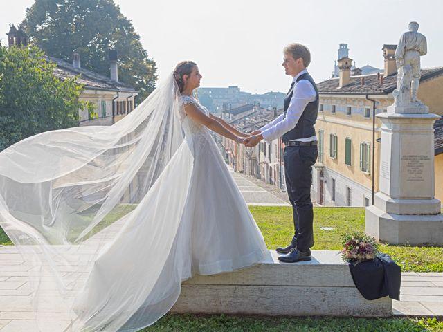 Il matrimonio di Loris e Valentina a Verona, Verona 1