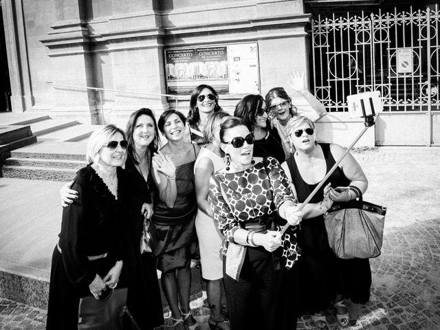 Il matrimonio di Andrea e Monica a Bologna, Bologna 1