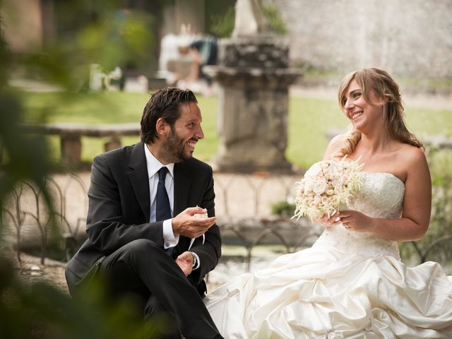 le nozze di Lorenzo e Barbara