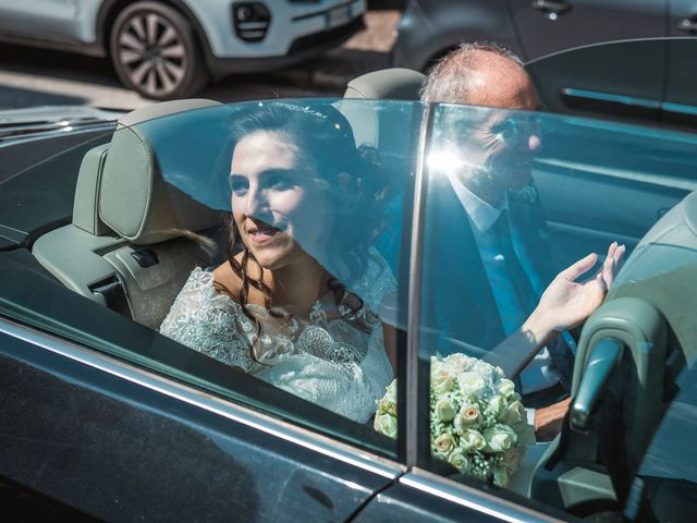 Il matrimonio di Massimo e Giulia a Dogna, Udine 11