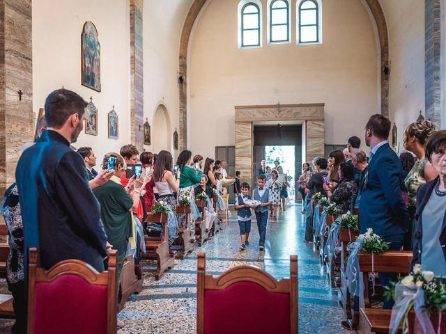 Il matrimonio di Massimo e Giulia a Dogna, Udine 12