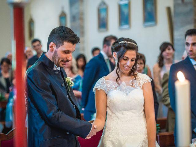 Il matrimonio di Massimo e Giulia a Dogna, Udine 13