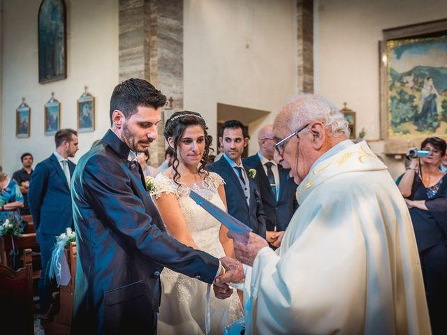 Il matrimonio di Massimo e Giulia a Dogna, Udine 14