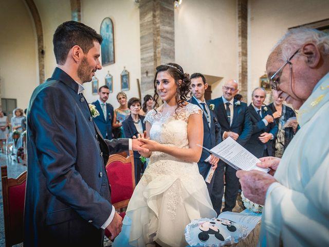Il matrimonio di Massimo e Giulia a Dogna, Udine 15