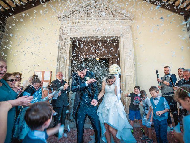 Il matrimonio di Massimo e Giulia a Dogna, Udine 16