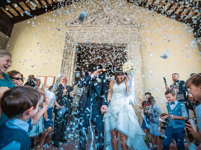 Il matrimonio di Massimo e Giulia a Dogna, Udine 17