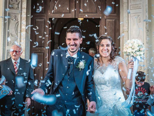 Il matrimonio di Massimo e Giulia a Dogna, Udine 18