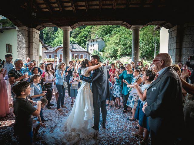 Il matrimonio di Massimo e Giulia a Dogna, Udine 19