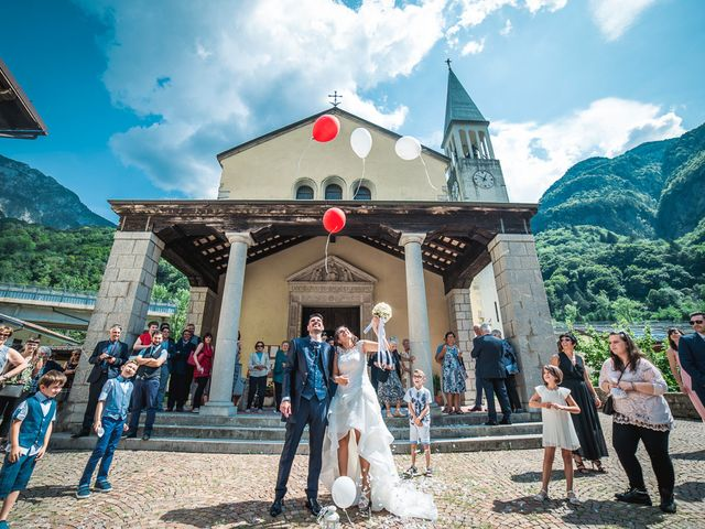 Il matrimonio di Massimo e Giulia a Dogna, Udine 20