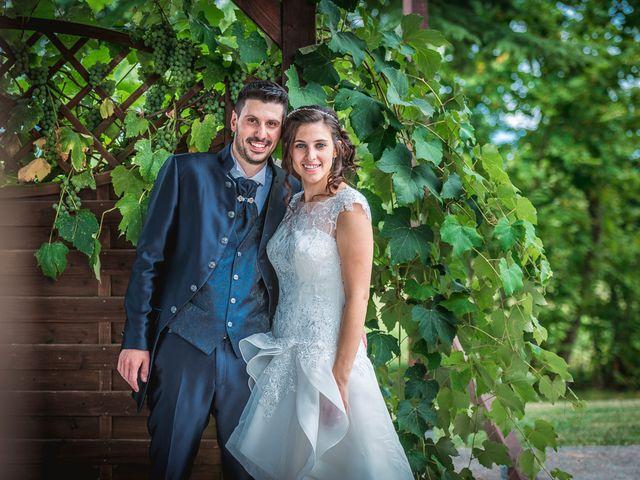Il matrimonio di Massimo e Giulia a Dogna, Udine 22