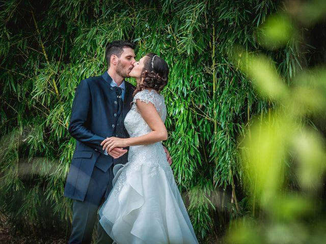 Il matrimonio di Massimo e Giulia a Dogna, Udine 1