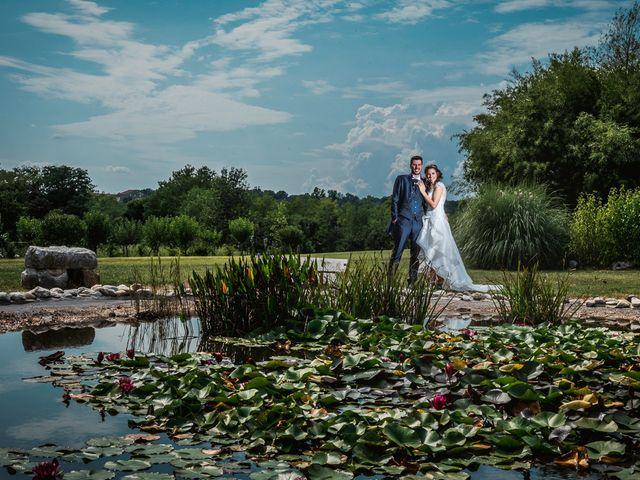 Il matrimonio di Massimo e Giulia a Dogna, Udine 23