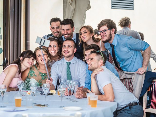 Il matrimonio di Massimo e Giulia a Dogna, Udine 25