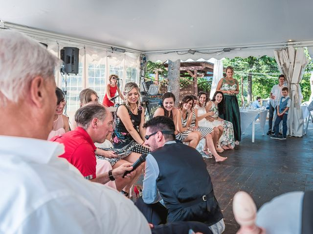 Il matrimonio di Massimo e Giulia a Dogna, Udine 28