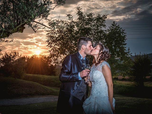 Il matrimonio di Massimo e Giulia a Dogna, Udine 32