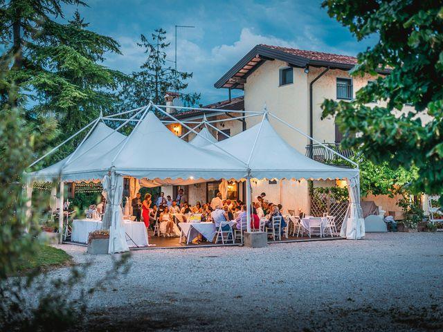 Il matrimonio di Massimo e Giulia a Dogna, Udine 33