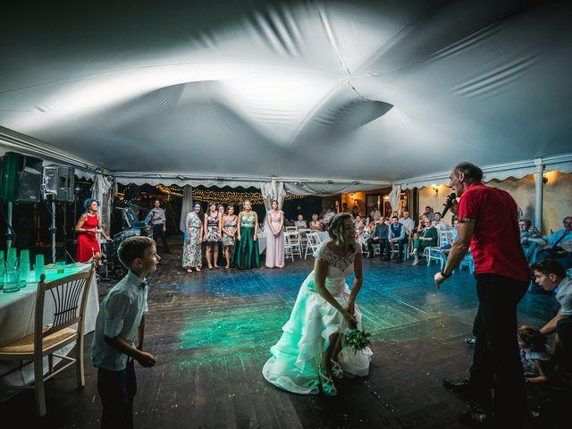 Il matrimonio di Massimo e Giulia a Dogna, Udine 35