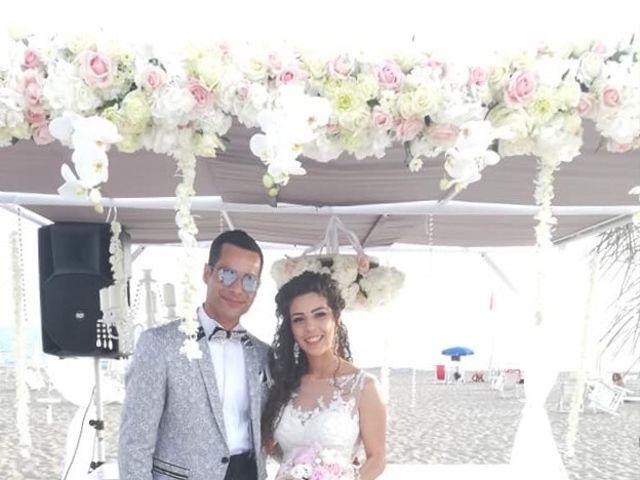 Il matrimonio di Rosario e Rosaria a Capaccio Paestum, Salerno 1