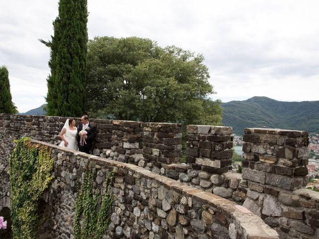 Il matrimonio di Emilio e Cristina a Calolziocorte, Lecco 6