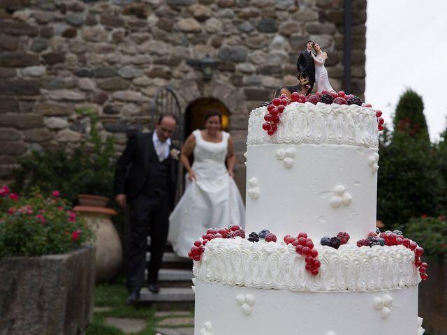 Il matrimonio di Emilio e Cristina a Calolziocorte, Lecco 1