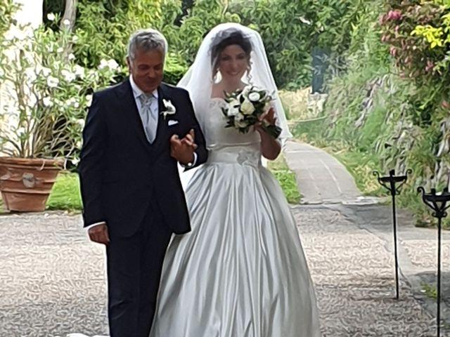 Il matrimonio di Salvatore e Claudia a Bracciano, Roma 4