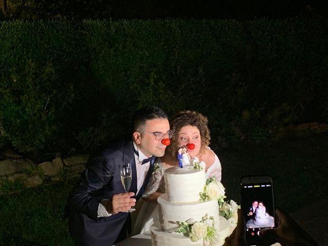 Il matrimonio di Salvatore e Claudia a Bracciano, Roma 5